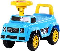 Детска кола за бутане - Speed - кукла