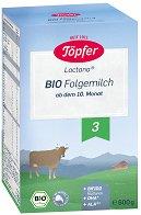 Преходно мляко - Lactana Bio 3 -