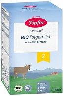 Преходно мляко - Lactana Bio 2 -