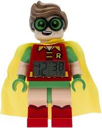 Детски будилник - LEGO Batman Movie: Robin