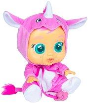 Cry Babies - Саша - Плачеща кукла бебе - играчка