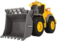 Колесен товарач - Volvo - Детска играчка със светлинни и звукови ефекти -