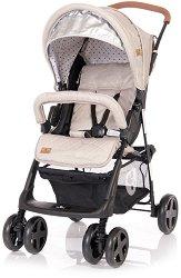 Лятна бебешка количка - Terra 2020 - С 4 колела -