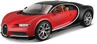 Bugatti Chiron - Сглобяем модел -