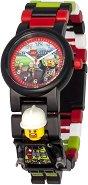 """Детски ръчен часовник - LEGO City: Fireman - От серията """"LEGO City"""""""