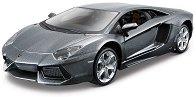 Lamborghini Aventador LP700-4 - Сглобяем модел -