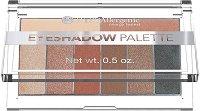 "Bell HypoAllergenic Eyeshadow Palette - Палитра сенки за очи от серията ""HypoAllergenic"" - очна линия"