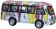 Автобус - Urban - Детска играчка със светлинни и звукови ефекти -