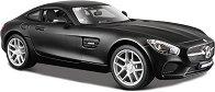 Mercedes-Benz AMG GT - Метална количка -