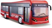 Автобус - RC City Bus - Играчка с дистанционно управление -