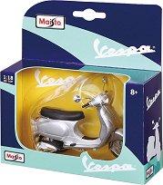 Скутер - Метална играчка -