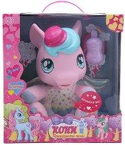 Приказното пони - Кони - Интерактивана играчка с аксесоари -