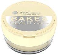 "Bell HypoAllergenic Bake & Beauty Loose Powder - Прахообразна пудра за лице от серията ""HypoAllergenic"" - маска"