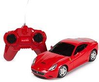 Ferrari California - Количка с дистанционно управление - фигура