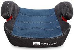 "Детско столче за кола - Travel Luxe - За ""Isofix"" система и деца от 15 до 36 kg -"