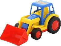 Багер с лопата - играчка