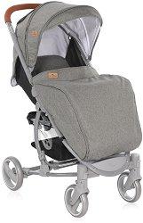 Лятна бебешка количка - S300 2020 - С 4 колела -