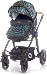 Комбинирана бебешка количка - Alexa 2020 -
