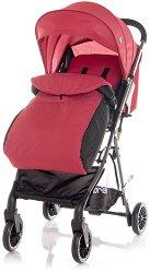 Лятна бебешка количка - Felicia - С 4 колела -