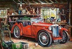 Винтидж гараж -