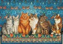 Котки аристократи - пъзел
