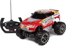 Mitsubishi Pajero Dakar - количка