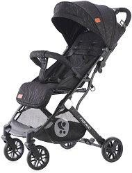 Лятна бебешка количка - Fiorano - С 4 колела -