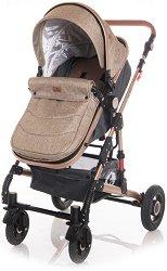 Комбинирана бебешка количка - Alba 2020 -