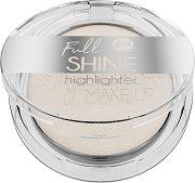 Bell Full Shine Highlighter - Хайлайтър за лице и тяло - лак
