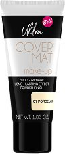 Bell Ultra Cover Mat Make-Up - спирала