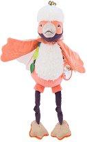 """Птицата Палома - Бебешка играчка от серията """"Dans la jungle"""" -"""