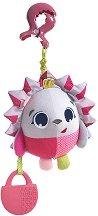 """Таралежчето Мария - Плюшена играчка за детска количка и легло от серията """"Tiny Princess Tales""""  -"""