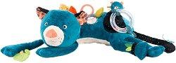 """Пантерата Зимба - Бебешка играчка с дължина 80 cm от серията """"Dans la jungle"""" - играчка"""