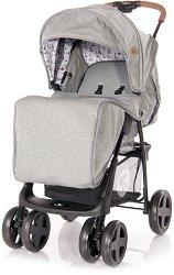 Бебешка количка 2 в 1 - Ines Set - С 4 колела -