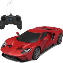 Ford GT - Количка с дистанционно управление - играчка