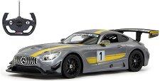 Mercedes AMG GT3 Performance - Количка с дистанционно управление -
