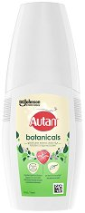 Autan Botanicals Spray - Спрей против комари и кърлежи - лосион