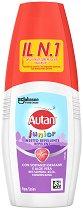 Autan Junior Lotion - Лосион против комари за деца - мокри кърпички
