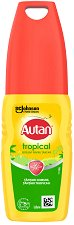 Autan Tropical Lotion - Лосион против комари -