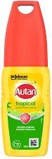 Autan Tropical Lotion - Лосион против комари - продукт