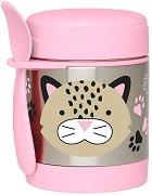 Термоконтейнер за храна - Леопард 325 ml -