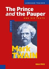 The Prince and the Pauper and six tests - Mark Twain -
