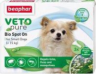 Beaphar Veto Pure Bio Spot On Dog - продукт