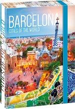 Кутия с ластик - Барселона