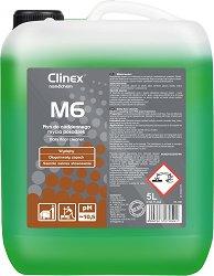 Алкален почистващ препарат за подове - M6 Medium - Разфасовка от 5 l -