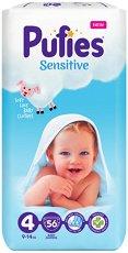 Pufies Sensitive 4 - Maxi -