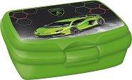 Кутия за храна - Lamborghini - играчка
