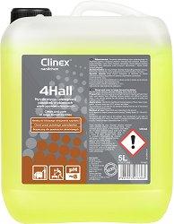 Почистващ препарат за подове - 4Hall - Разфасовка от 5 l -