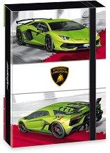 Кутия с ластик - Lamborghini