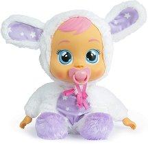 Cry Babies - Кони - Плачеща кукла бебе със светещо лице и сълзи - кукла